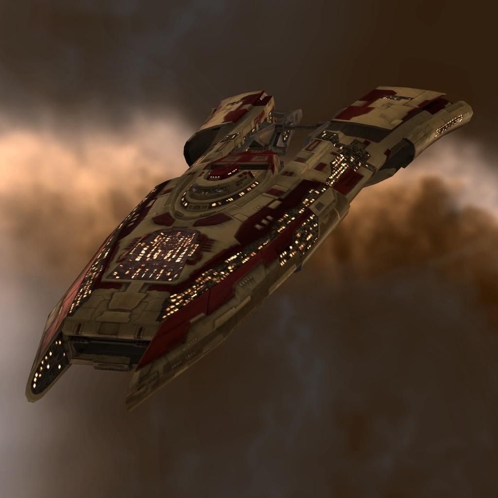 Eve Ship Pilgrim