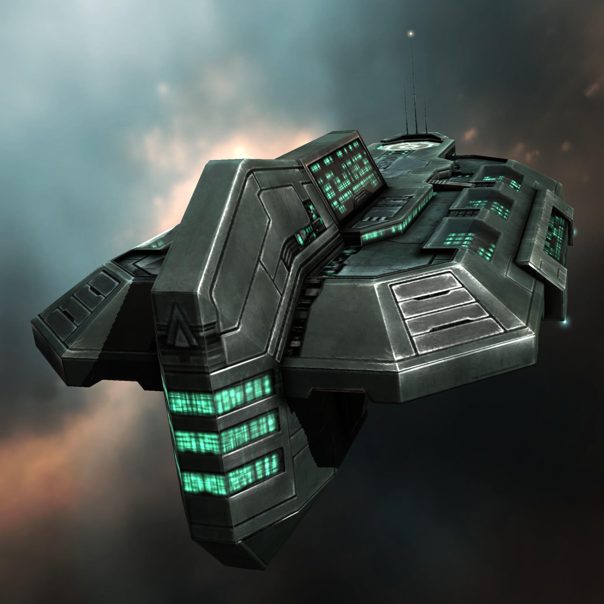 Habitation Module Eve Creodron Habitation Module